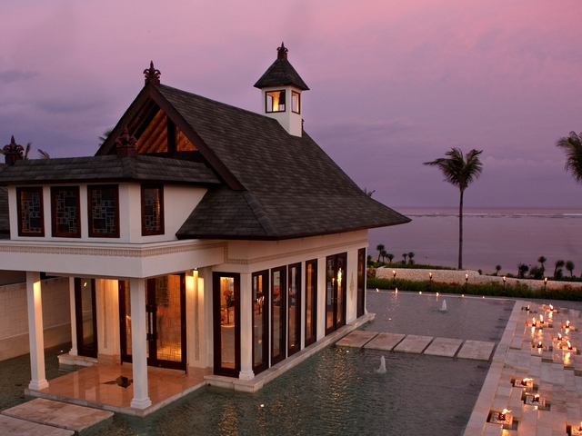 the st regis bali resort elegant style villa for birthday