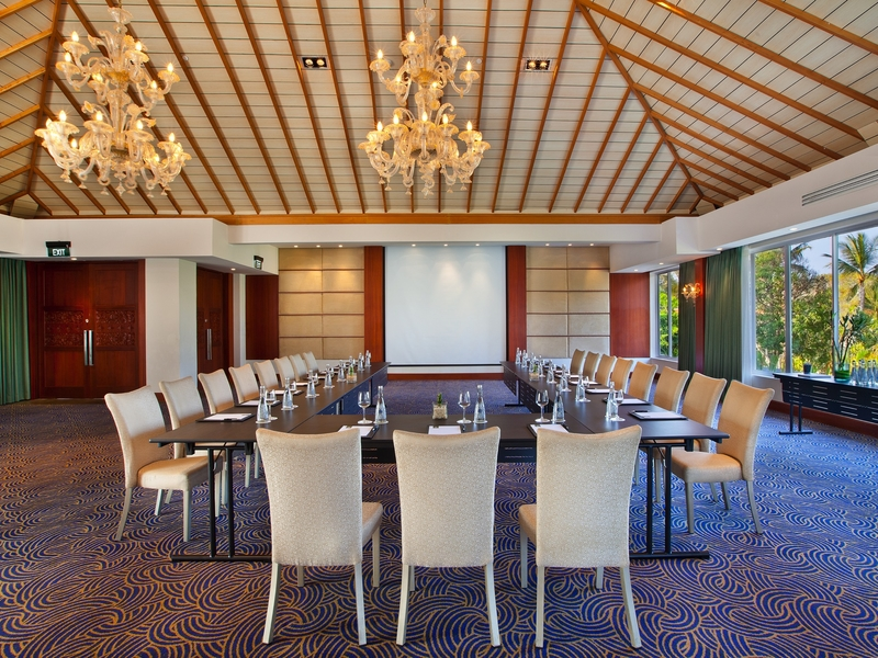 the laguna a luxury collection resort spa bali corporate lunch event venue