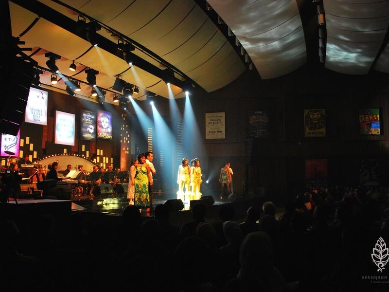 soehanna hall tempat konser terbaru jakarta selatan