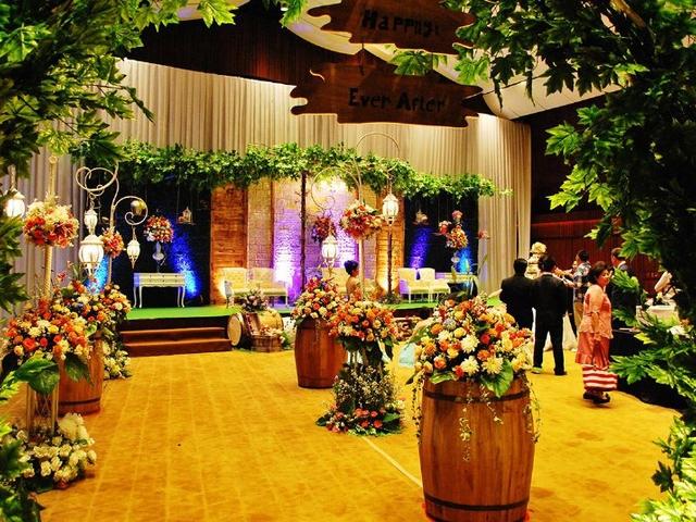 soehanna hall tempat pernikahan besar jakarta selatan