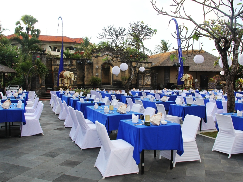 grand mirage resort and thalasso bali ballroom chapel wedding beach wedding rama stage tempat tahun baru bali
