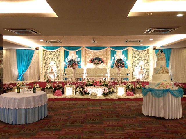 integrity convention centre affordable ballroom central jakarta