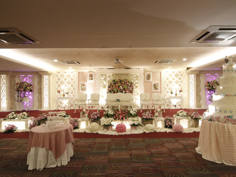 integrity convention centre javanese wedding style venue jakarta