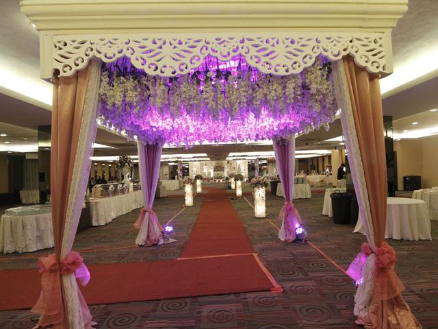 integrity convention centre ballroom dengan kapasitas 2500 jakarta