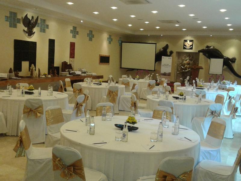 ayung resort ubud rent event space bali