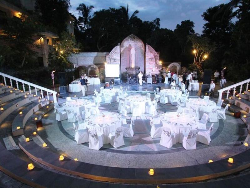 ayung resort ubud beautiful outdoor venue bali