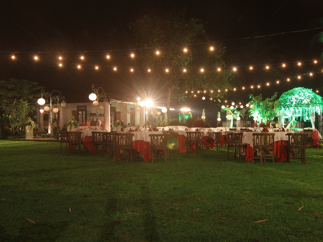 club house garden mesastila tempat ulang tahun magelang