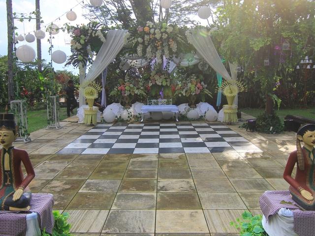 club house garden mesastila corporate event space magelang