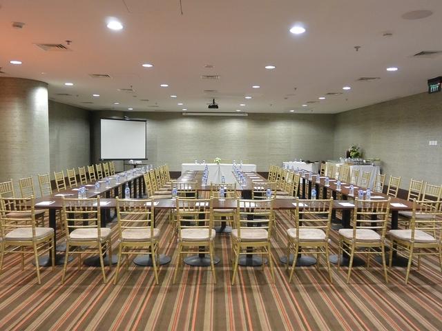 the atrium ballroom function rooms anggrek 1 5 the garden sampoerna strategic square sewa tempat meeting jakarta