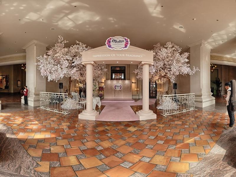 the atrium ballroom function rooms anggrek 1 5 the garden sampoerna strategic square product launch venue jakarta