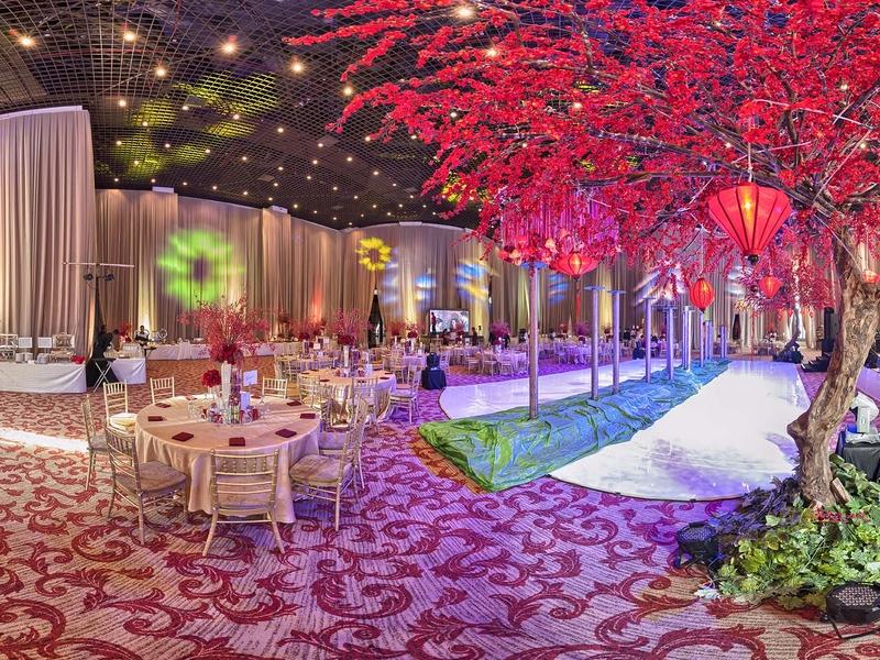 the atrium ballroom function rooms anggrek 1 5 the garden sampoerna strategic square dinner dance venue jakarta
