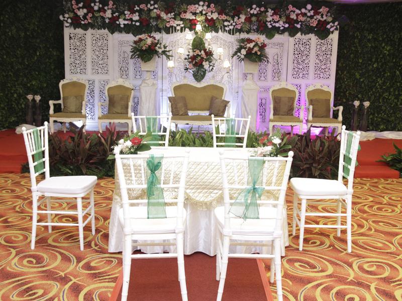 bellagio ballroom wedding function venue event murah jakarta