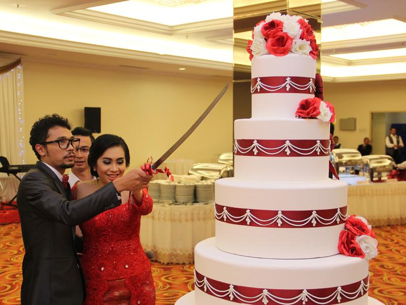 bellagio ballroom wedding function venue wedding anniversary jakarta