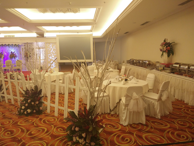 bellagio ballroom wedding function venue corporate event jakarta
