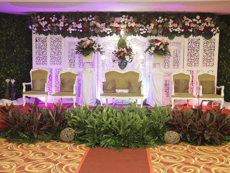 bellagio ballroom wedding function venue untuk pameran jakarta