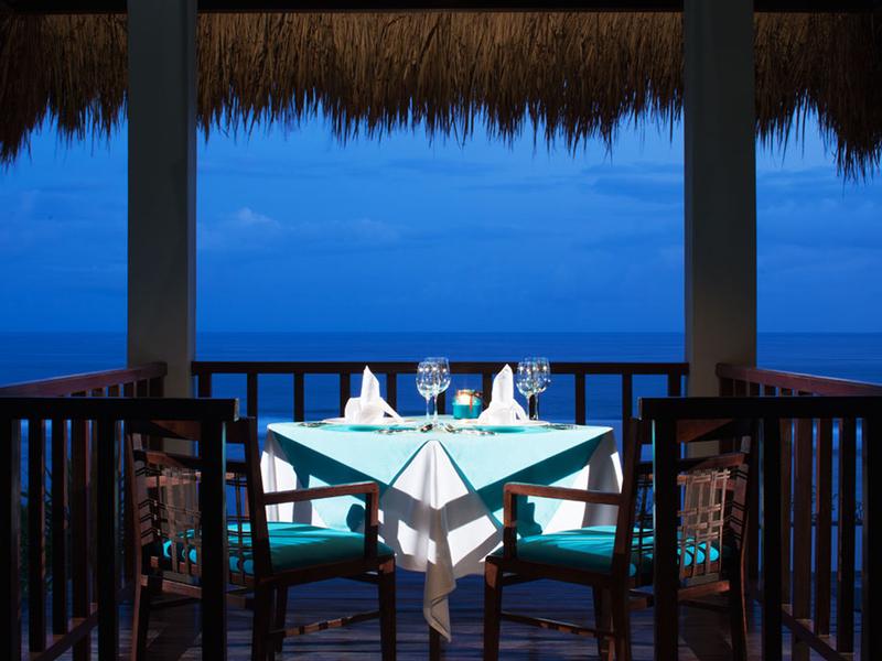 samabe bali suites villas candle light dinner package