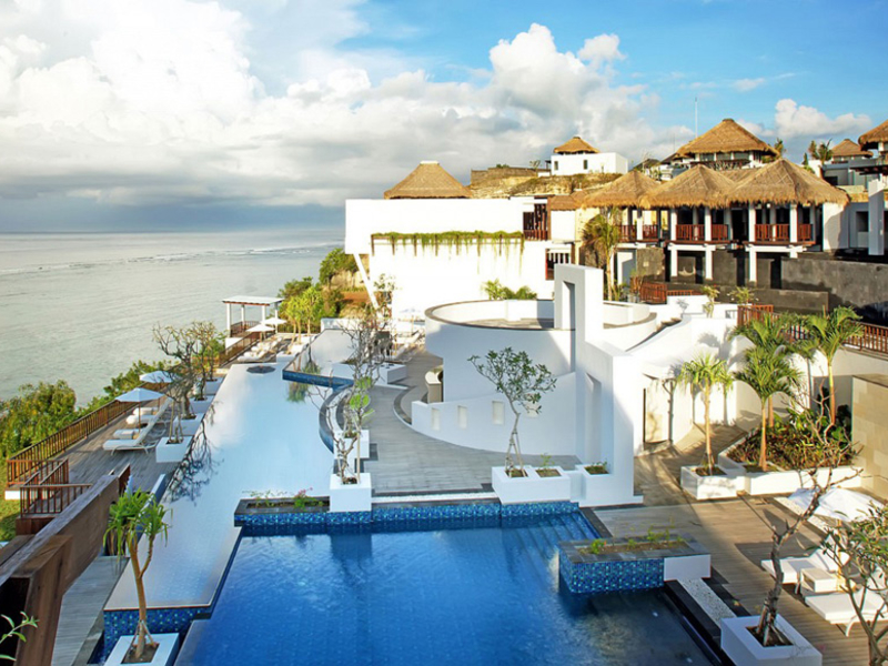 samabe bali suites villas christmas party package