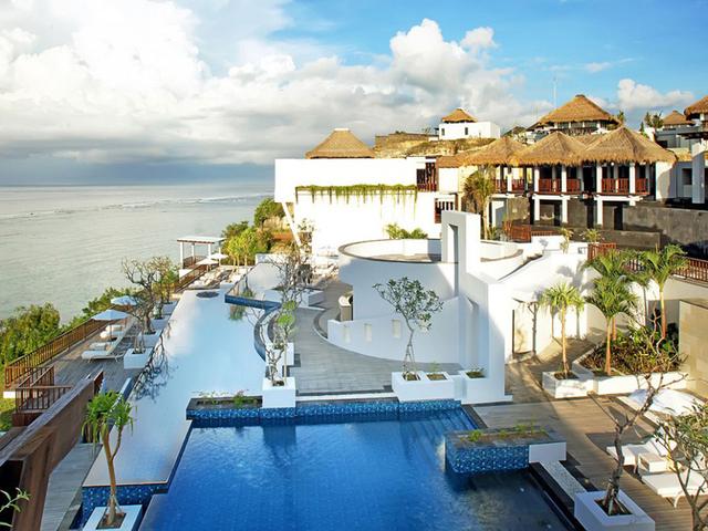Samabe bali suites villas christmas party package medium