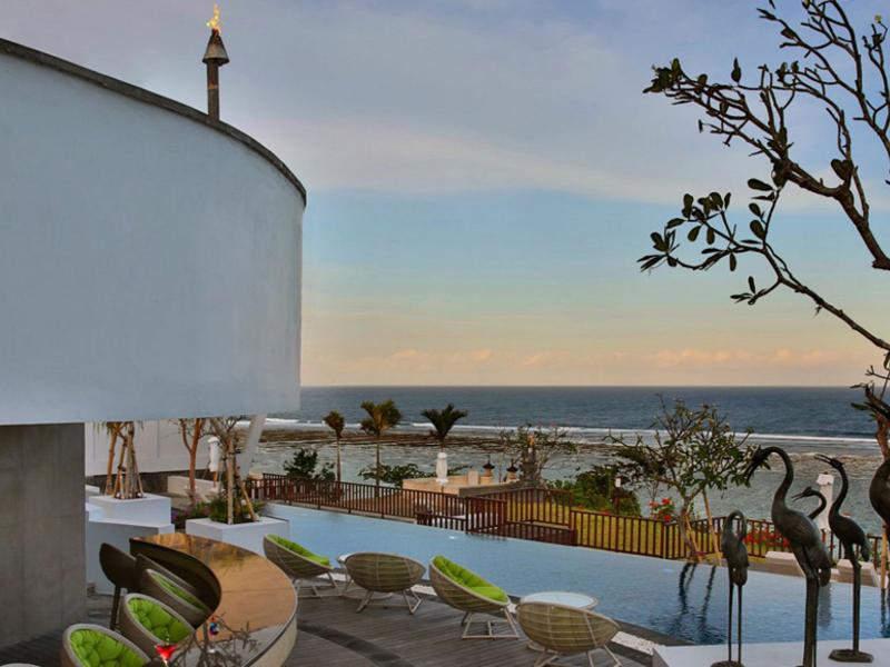samabe bali suites villas birthday pool party event