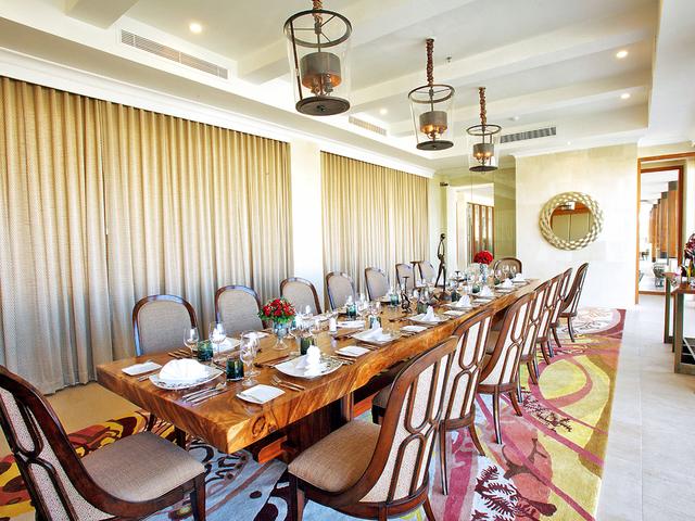 samabe bali suites villas canang main meeting room tempat event besar bali