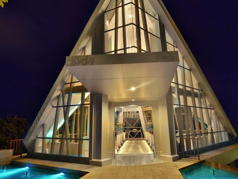 samabe bali suites villa royal samabe residence and pearl chapel elegant style