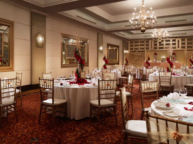 Samabe bali suites villas canang main meeting room indoor space for rent bali medium