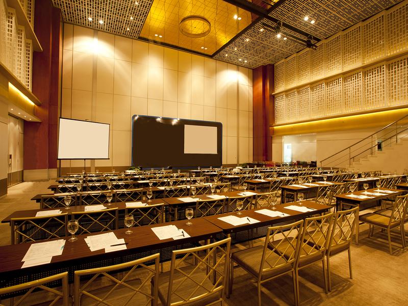 thamrin nine ballroom private room for seminar central jakarta