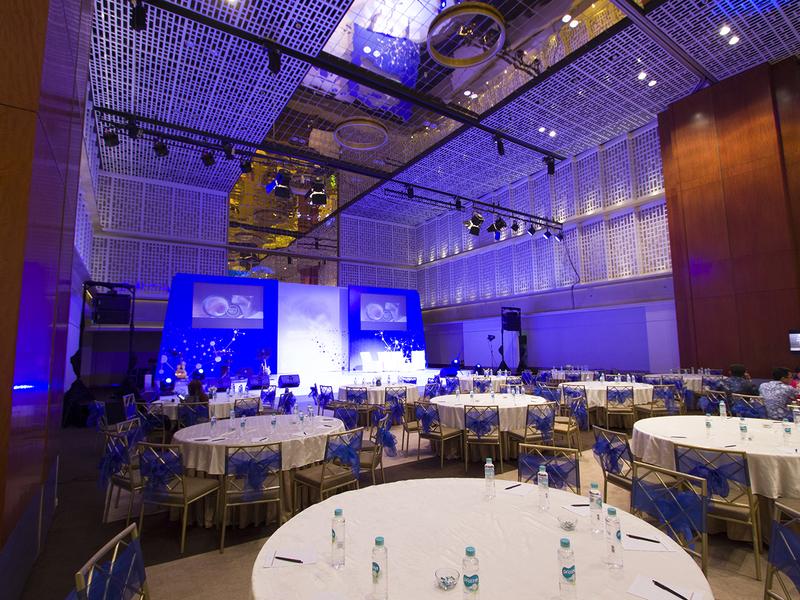 thamrin nine ballroom company anniversary event space jakarta