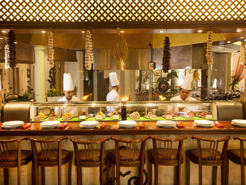 harum manis business lunch restaurant jakarta
