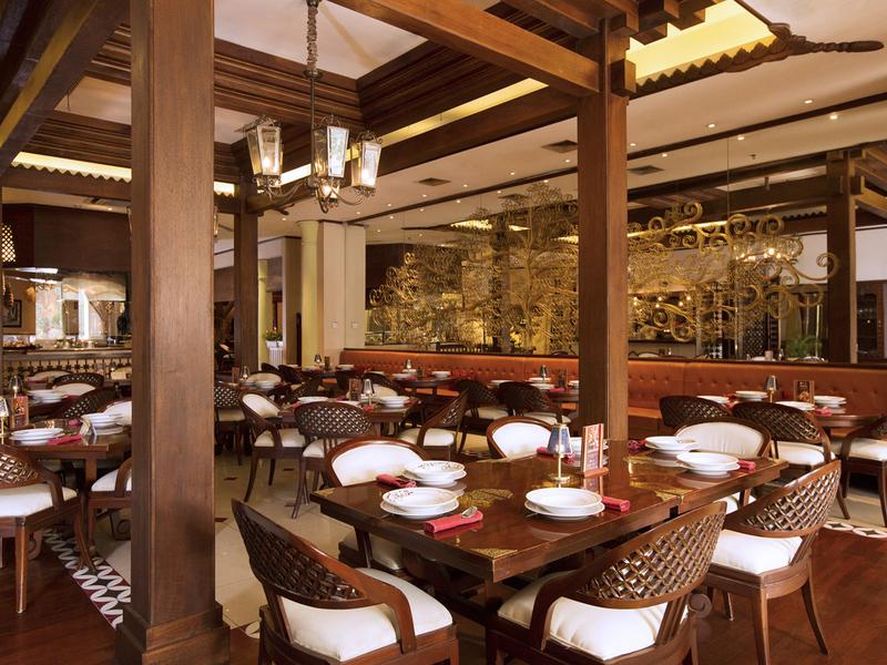 harum manis restaurant for 50th birthday event jakarta