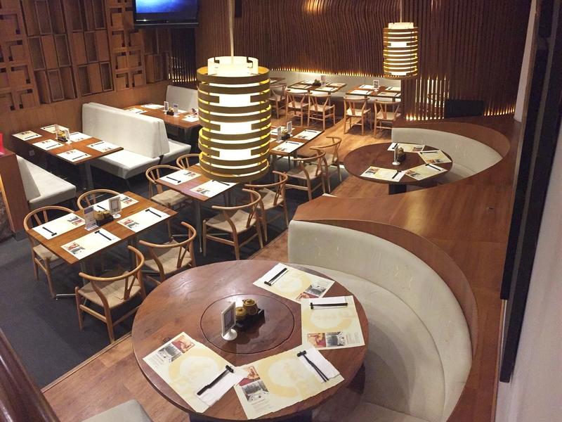 en dining senayan city tempat gathering jakarta pusat