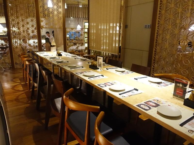 en dining plaza indonesia private room restaurant jakarta