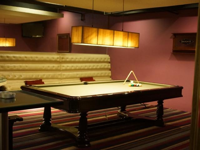 q billiard senayan city hottest place for event jakarta