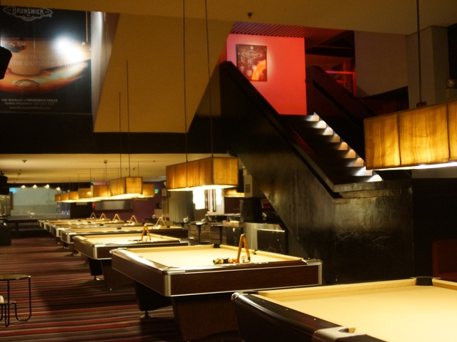 q billiard senayan city cool space for party central jakarta