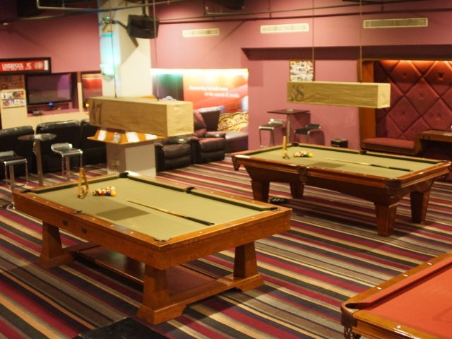 q billiard senayan city affordable venue for event jakarta