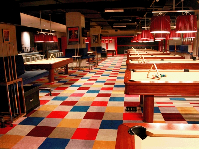 q billiard grand indonesia corporate gathering event space jakarta