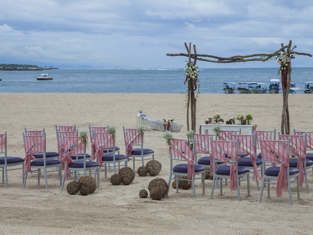 mantra sakala resort beach club beach side wedding bali