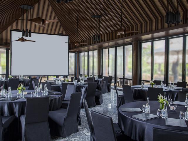mantra sakala resort beach club corporate lunch event bali