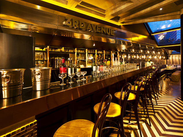 3rd avenue bar must try cocktail south jakarta