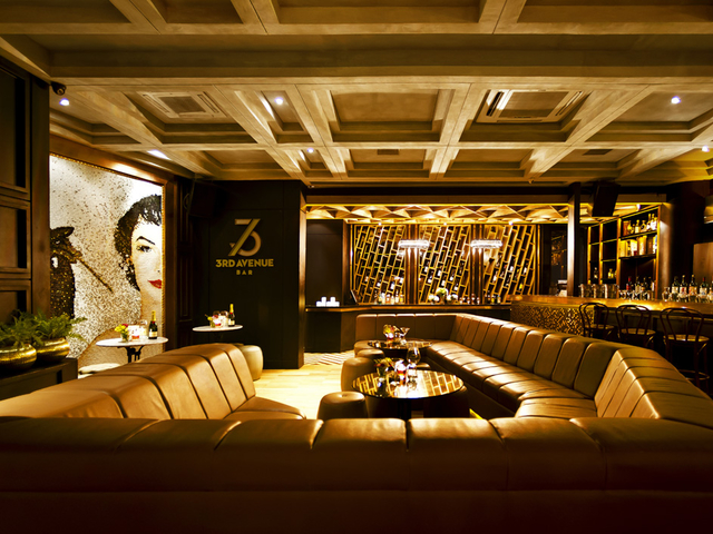 3rd avenue bar venue with 1920 style jakarta