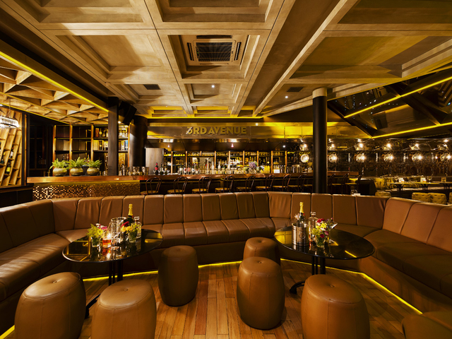 3rd avenue bar unique venue for product launch jakarta