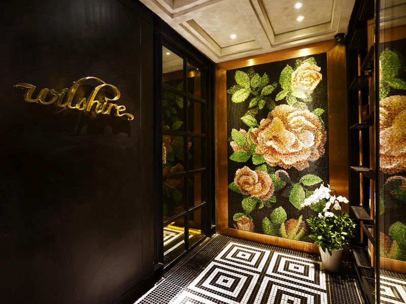 wilshire bridal shower event space jakarta