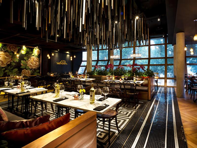 wilshire romantic dinner event space jakarta