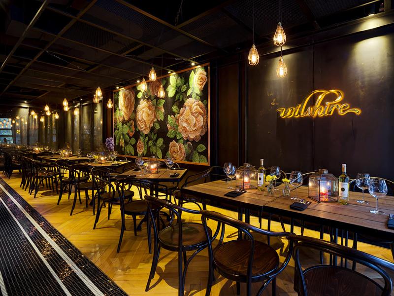 wilshire senopati restaurant recommended