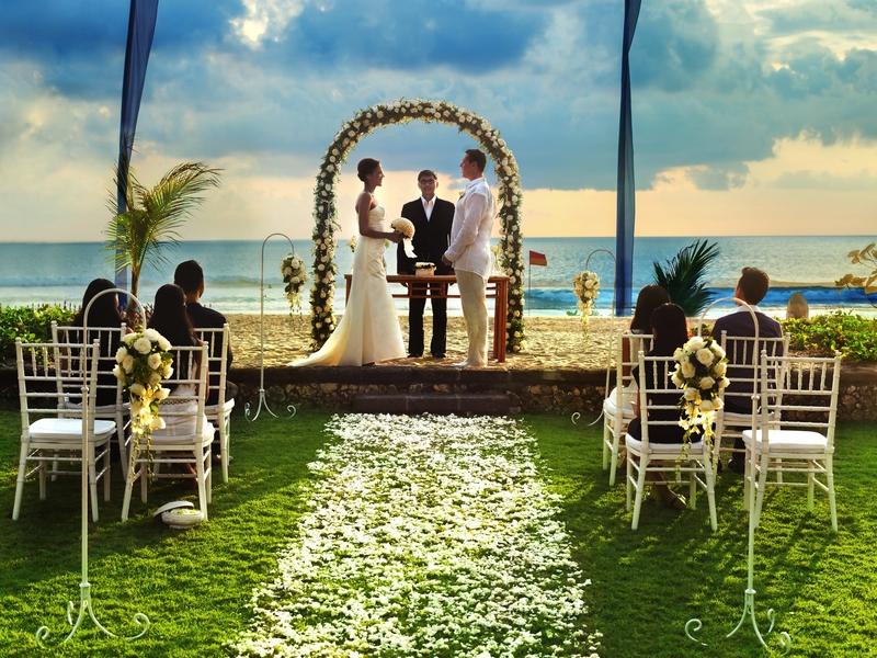 the oberoi bali romantic venue to say i do