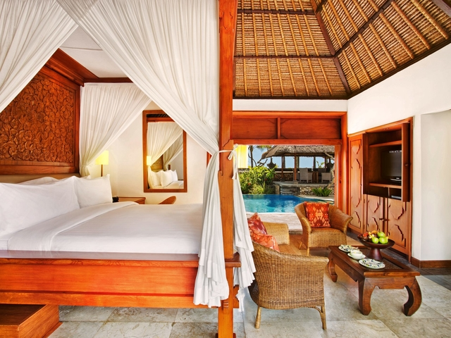 the oberoi bali exclusive villa for rent