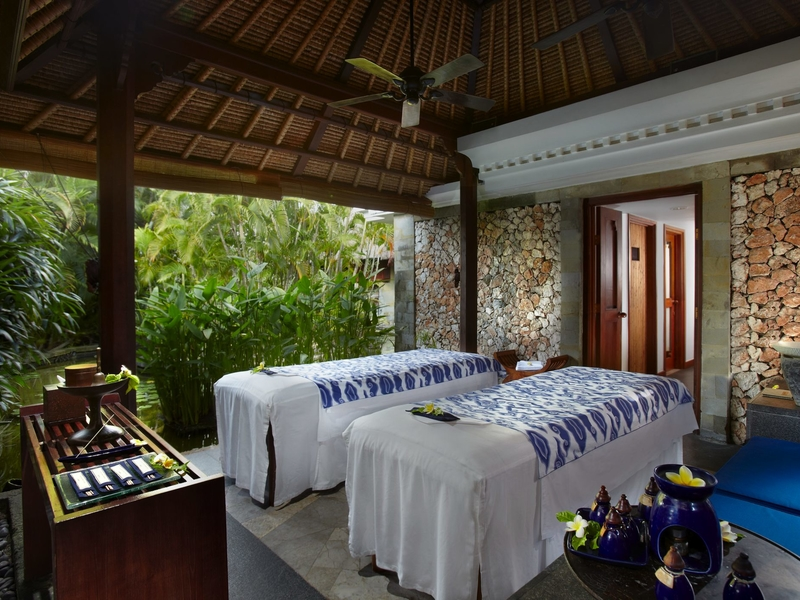 the oberoi bali where to hold cocktail party