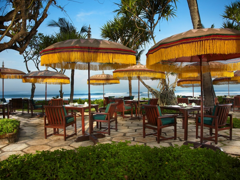 the oberoi bali best idea to suprise your partner