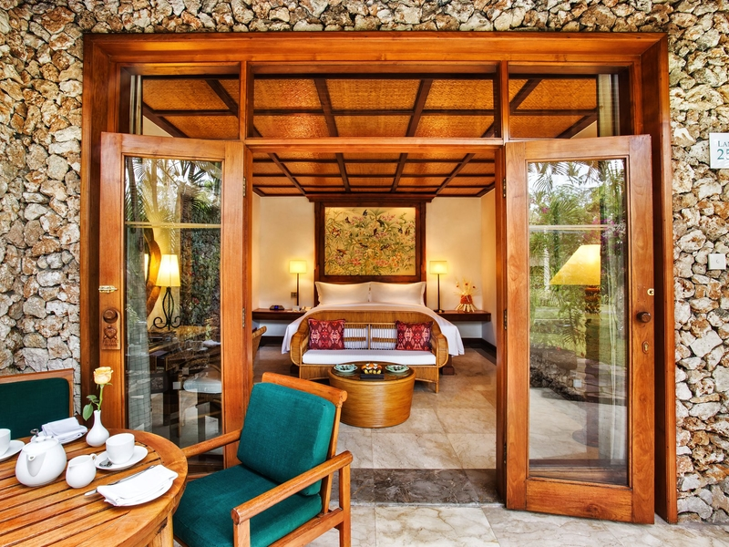 the oberoi bali where to have tea time party
