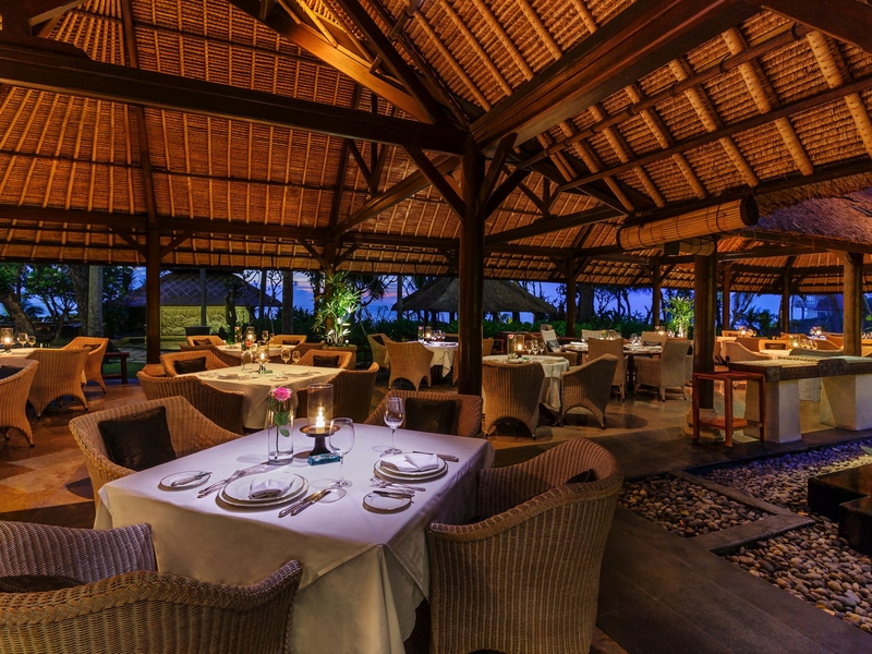 the oberoi bali birthday party package badung